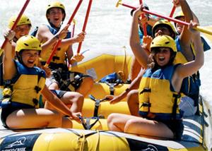 rogue-rafting